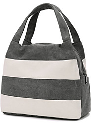 Unisex Canvas Formal Casual Office & Career Professioanl Use Lunch Bag