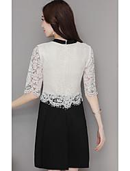 магазин действительно делает весной 2017 новой женской одежды была тонкой шить поддельные две базы юбка прилив