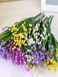 1 Une succursale Plastique Autres Fleur de Table Fleurs artificielles 20*20*32