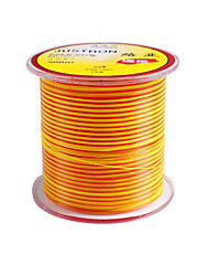 500M / 550 Yards Monofilament Fishing Line Yellow 120LB 7.0 mm For General Fishing