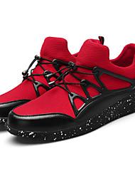 hommes en plein air semelles légères baskets printemps été tulle extérieur noir rouge marine athlétique musculation bleu& formation