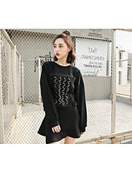 Original-Design real shot! neue Winter Pullover Anzug koreanische Version des Rockfrau des zweiteiligen