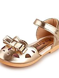 Mädchen-Sandalen-Outddor Lässig Sportlich-PUKomfort-Gold