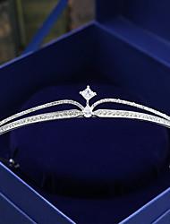 Women's Alloy Headpiece-Special Occasion Tiaras 1 Piece