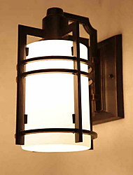 American Country Garden Villa Wall Light