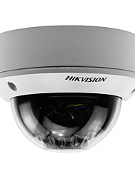 Hikvision DS-2cd2742fwd-es 4mp WDR cámara domo IP varifocal (IP67 IK10 poe varifocal 30m IR)