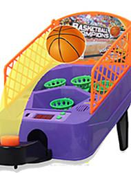 Toys Leisure Hobby Basketball ABS Orange