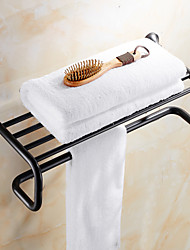 Oil Rubbed Bronze Wall Mounted Towel Bars