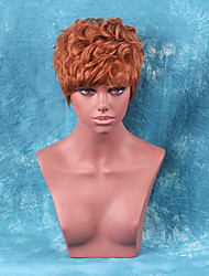 Fluffy Suitable For All Kinds Of People Comfortable High quality Hot Human Hair Wig
