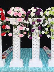 Silk Eco-friendly Material Rose Flower Head Home Wedding Decorations-1Piece/Set Spring Summer Fall Winter Length60cmWidth35cm