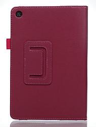 оригинальный личи кожаный чехол 7,9 дюйма для Asus ZenPad 3 8.0 Z8 z581kl с подставкой бухтой