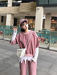 знак колледж Ветер 2017 новый вельветовый костюм
