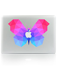 For MacBook Air 11 13/Pro13 15/Pro With Retina13 15/MacBook12 Butterfly Decorative Skin Sticker Glow in The Dark