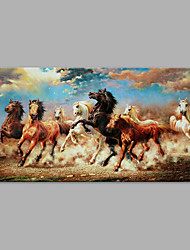 IARTS Running Horse Modern Wall Art for Decor Home and Office Ready to Hang
