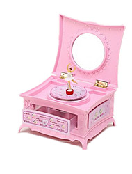 Music Box Toys Novelty Plastic