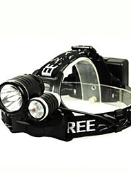 Eclairage de Vélo / bicyclette LED - Cyclisme Rechargeable Ultra léger Transport Facile 18650 Lumens Batterie Blanc naturelUsage