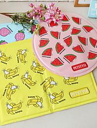 Dog Car Seat Cover Pet Mats & Pads Waterproof Foldable Blushing Pink Blue Yellow