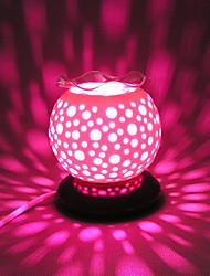 1pc céramiques parfum d'huile essentielle cadeau lampe petite amie de vacances