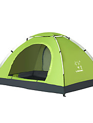 3-4 persons Tent Single One Room Camping Tent Well-ventilated Portable-Camping-Blue Purple