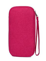 2-4 L Wallet Cell Phone Bag Toiletry Bag Wristlet Bag Waterproof Dry Bag Handbag Travel Organizer Pack PocketsYoga Leisure Sports