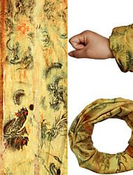 pescoço polainas Chapéus Headbands sudoríparas Bandanas MotoRespirável Térmico/Quente Secagem Rápida A Prova de Vento Materiais Leves