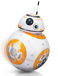 A New Type of 2.4G-BB-8 Intelligent Small Ball Robot Remote Control Robot For Children
