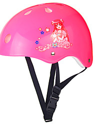 Kid's Bike Helmet 10 Vents Cycling Cycling Mountain Cycling Others Climbing Small: 51-55cm ABS Red Dark Pink Dark Blue