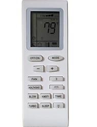 Replacement Quietside Air Conditioner Remote Control Works for AC Model QS09-VP220 QS09-VJ220 QS12-VP220 QS12-VJ220 QS18-VP220 QS18-VJ220 QS24-VP220