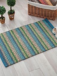 Casual Cotton Area Rugs(45*70cm)