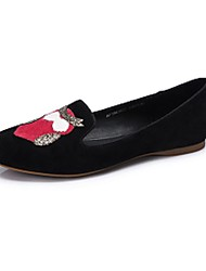 Camel Women's Fashion Comfort Casual Flat Loafers Shoes Color Pink/Black