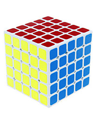 Rubik's Cube Smooth Speed Cube Magic Cube Smooth Sticker Adjustable spring