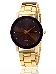 Hot Selling Luxury Fashion Stainless Steel Men Watch Casual Women Dress Wrist Watch Quartz Watch Clock