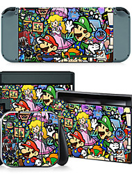 Aucune Protection d'écran Pour Nintendo Commutateur