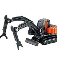 Vehículo de construcción Vehículos de tracción trasera Plástico Naranja