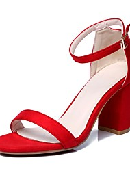 Women's Shoes Chunky Heel Ankle Strap Sandal More Color Available