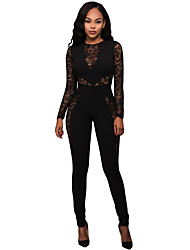 Lace Spice Long Sleeves Jumpsuit