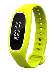 yydb01 dos homens moman inteligente pulseira / smarwatch / monitor de freqüência cardíaca sm pulseira sono monitor de pedômetro pulseira