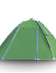 3-4 persons Tent Double One Room Camping Tent Portable-Camping Traveling-