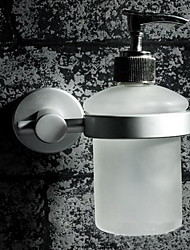 Soap Dispenser / Anodizing Aluminum /Contemporary