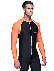 Homme Costumes humides Combinaison de plongée Etanche Résistant aux ultraviolets Haute respirable (>15,001g) Ecran Solaire NéoprèneTenue