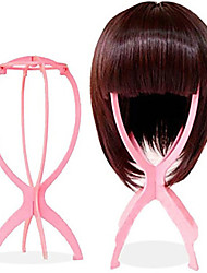 Folding Stable Durable Wig Hair Hat Cap Holder Stand Holder Display Tool Wig Stands Hair Accessories Tools 1pc