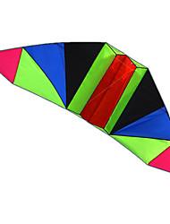 kites Triângulo Tecido Policarbonato Criativo Unisexo 5 a 7 Anos 8 a 13 Anos 14 Anos ou Mais
