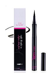 Eyeliner Crayons Humide Gloss coloré Longue Durée Naturel Noir Yeux