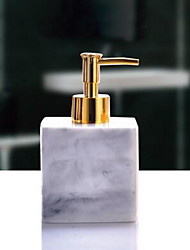 Marble Lotion Bottle Resin /Contemporary