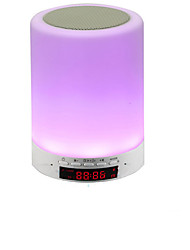 Bluetooth Speaker Lamp Smart Touch Induction Lamp Dimming Seven Lights