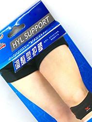 Unisexe Attelle de Genou Extensible Respirable Football Des sports Polyester