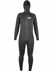 Dive & Sail® Homme 1.8mm Costumes humides Respirable Séchage rapide Design Anatomique Perméabilité à l'humidité Spandex Tenue de plongée