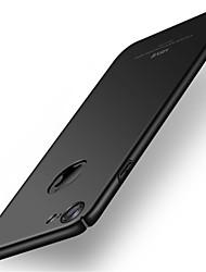 Назначение iPhone 8 iPhone 8 Plus Чехлы панели Ультратонкий Задняя крышка Кейс для Сплошной цвет Твердый PC для Apple iPhone 8 Plus