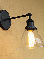 AC 110-130 AC 220-240 40 E26/E27 Country Retro Electroplated Feature for Mini Style Bulb Included Eye Protection Ambient Light Wall Sconces