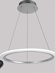 Dimmable Acrylic LED Pendant Light Lamp Indoor Home Deco Lighting Lamps Fixtures for Bedroom Study with Remote Control